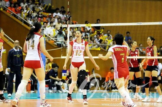 中国女排亚洲杯名单_亚洲杯-中国女排3-0力克韩国 轻松获得小组第一