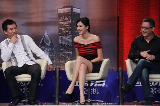 新闻中心 娱乐新闻 明星聚焦 正文    江苏卫视国内首档婚姻幸福秀