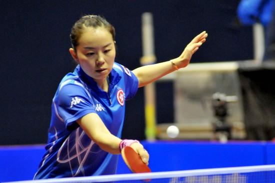 (体育)(8)乒乓球——女子世界杯战报-女乒世界杯25日小组赛战况