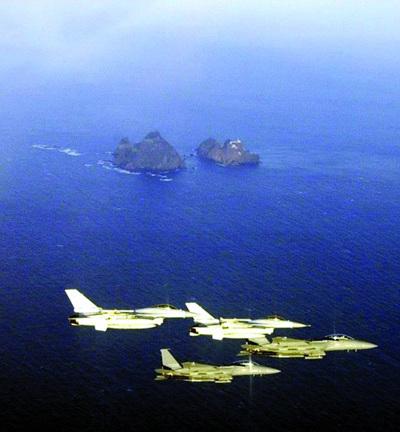 韩国维护独岛主权纪实 多次拒绝国际介入