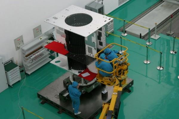 高清图:探访嫦娥二号探月卫星研制过程