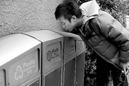 邓超邀您拍摄垃圾桶长假