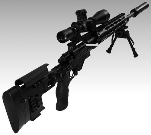 美国陆军狙击步枪将陆续升级 射程更远精度更高