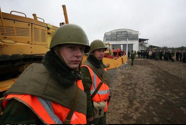 神秘的俄罗斯铁道兵部队 - 铁道兵1969 - 铁道兵1969的博客【Weblog】