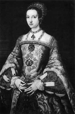 格蕾女王是萨福克公爵亨利·格雷和弗朗西丝卡公主的女儿,嫁给