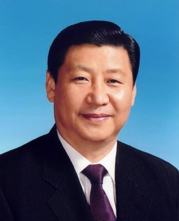 中华人民共和国中央军事委员会副主席习近平简