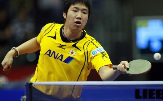 (体育)(1)乒乓球——男子世界杯:水谷隼晋级四强-男乒世界杯1
