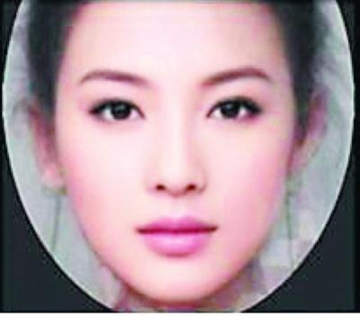 國際美容學會評出中國標準美女 長沙無人跟風