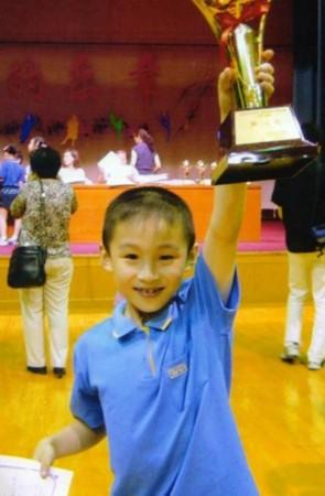 国球奥运冠军的孩子们 吕林儿子也是冠军坯子