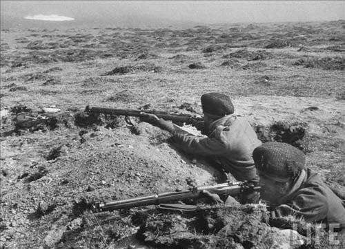1962年中印战争_资料图:美国记者拍摄的中印战争的照片.