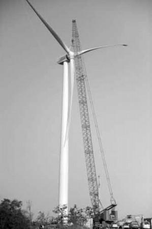 风电塔筒附件安装图纸