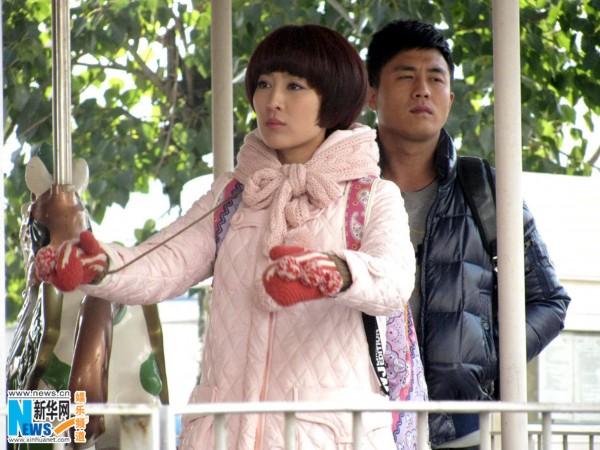 高清:《30岁你好》探班 马苏扮 麦兜 否认婚讯
