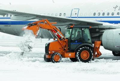 哈尔滨机场60航班延误22航班取消