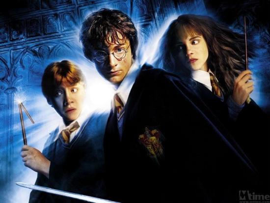 《哈利-波特与密室》