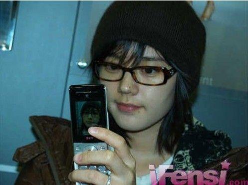 曝光韩国明星卸妆后的样子