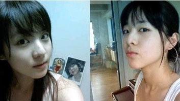 多海 曝光韩国明星卸妆后的样子 -图片新闻