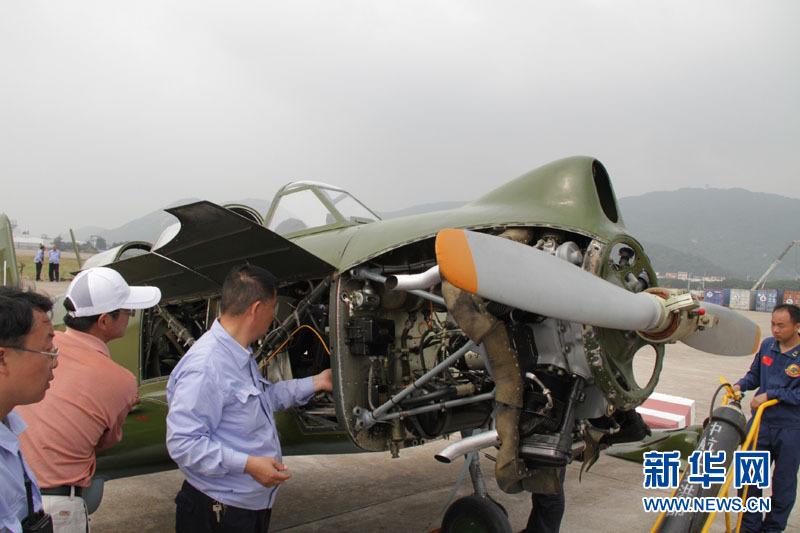 拥有卓著战功的飞机今年才刚刚退出空军编制序列.
