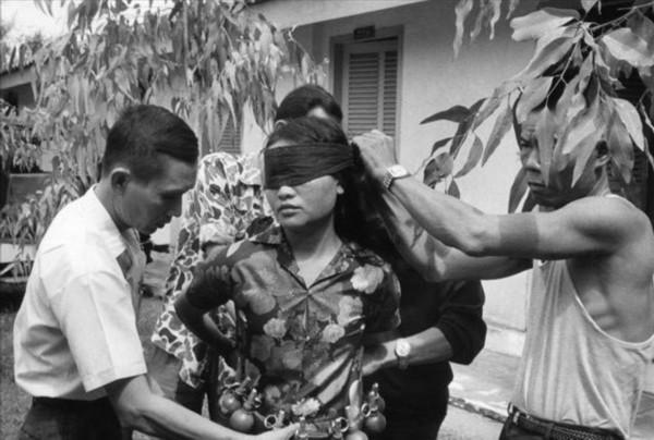 越南女兵阮林清