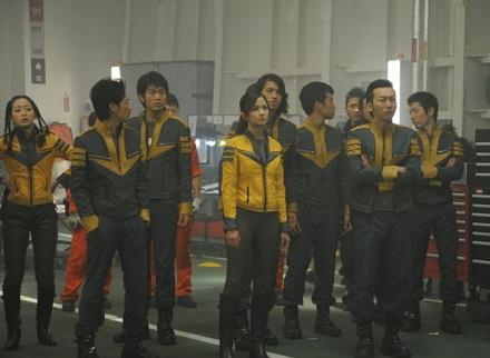 宇宙战舰大和号首映 宣布将在世界各国上映