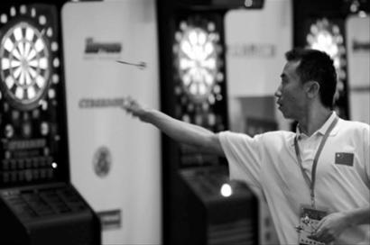 IDF飞镖世界杯欲打造成上海第4大国际体育赛v飞镖相扑装视频图片