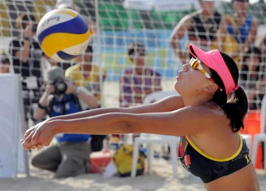 亚洲女子沙滩排球邀请赛