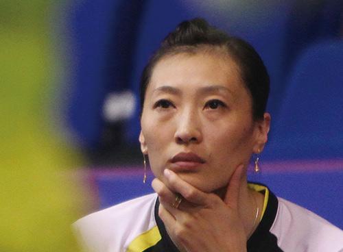 体坛风云人物年度最佳教练奖候选人 张宁