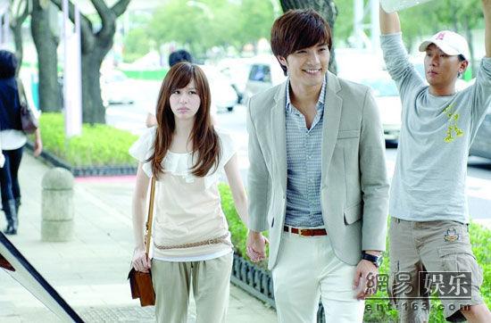 ...的金溪影视、台湾多曼尼、八大电视台等共同制作的偶像剧《爱...