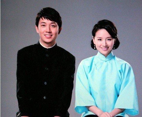 潘粤明腾讯微博留下纪念:祝贺老婆新戏杀青