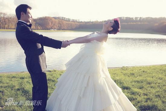杨千嬅谈新婚 享受和你在一起的每分每秒