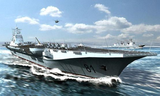 专家:中国航母编队不是凑几艘船几架飞机做样子