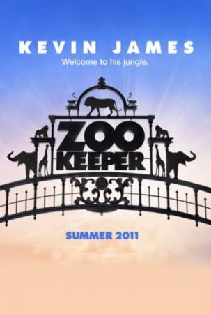 《动物园看守》海报