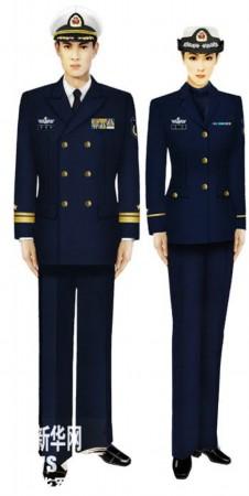 07式军服海军