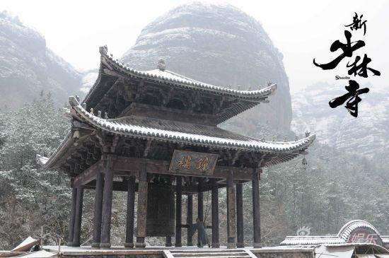 策划:嵩山少林寺的前世今生