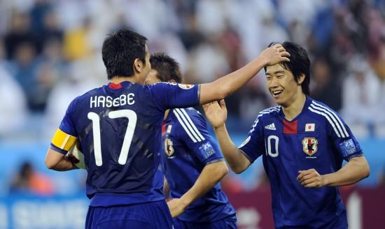 [亚洲杯]1\/4决赛日本3-2卡塔尔