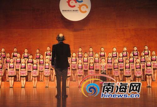第四届中国少儿合唱节进入第三场 3大奖项将揭晓图片