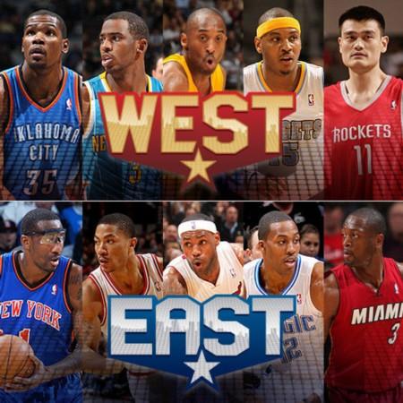 美媒NBA全明星赛调查 74 球迷不满意姚明西部首发