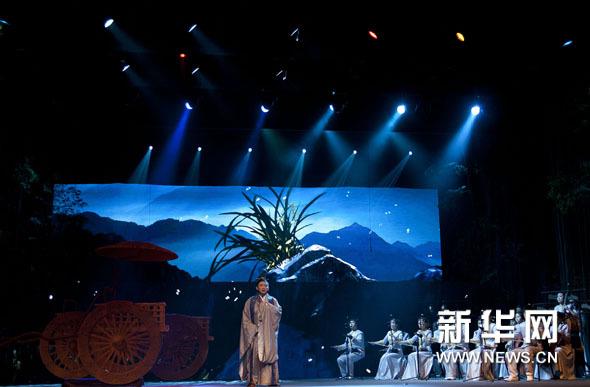 《江南雨》,二胡与萨克斯《二泉映月》,高胡协奏曲《梁祝》,民族器乐
