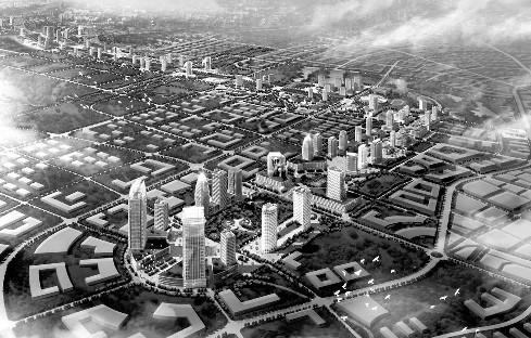 地理位置   新城紧临老城而建,与老城共同构成新的仁寿县城,都是图片