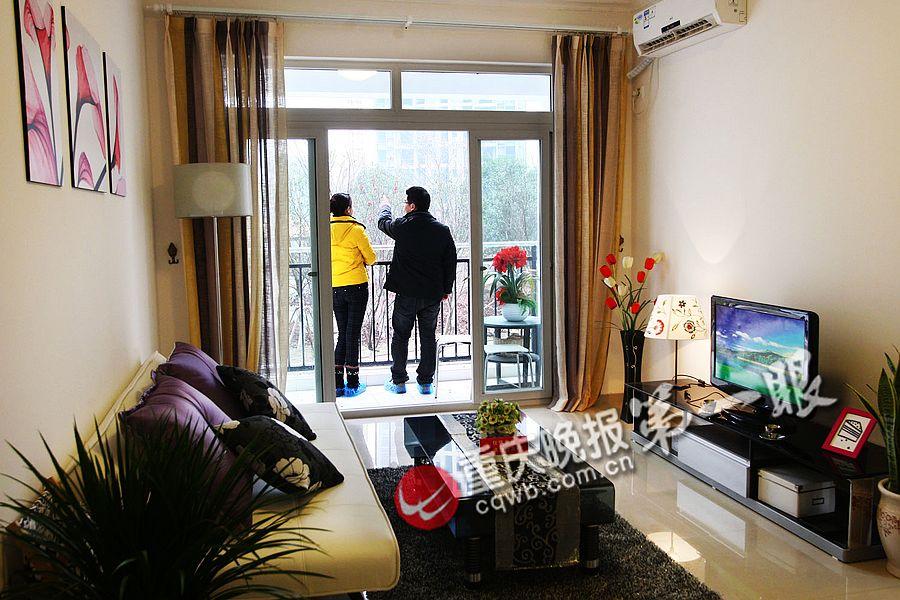 重庆市8000套公租房装修完毕 样品间曝光(组图)图片