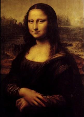 文艺复兴时期名画《蒙娜丽莎》画中人是画家达芬奇的徒弟,这对师徒还
