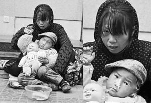 全国网友给力 拍照解救乞讨儿童