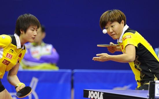 (相扑)(2)乒乓球卡塔尔公开赛:晋级/郭焱丁宁女双v相扑火之丸体育09图片