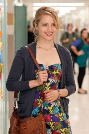 戴安娜·阿格朗在《关键第四号》中饰演与男主角陷入热恋的小镇女孩