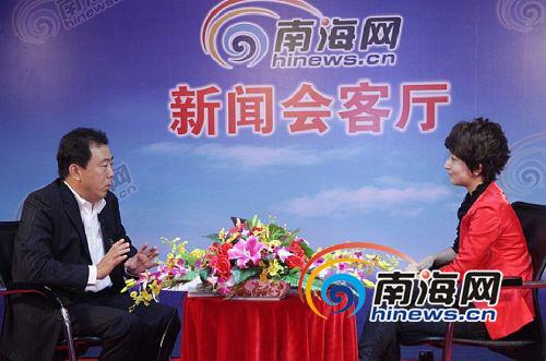 李国梁:十二五海南将诞生产值过千亿企业