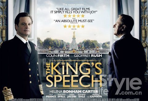 《国王的演讲》