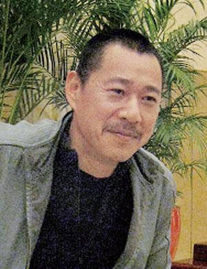 张丰毅/《中国远征军》中饰演孙立人 戏份仅20天完成