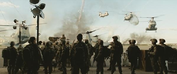 包括海军陆战队这支