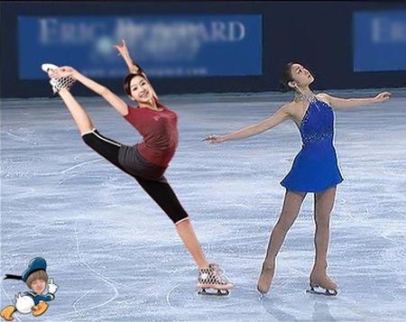 鸡巴草引�9f�x�_f(x)成员victoria与金妍儿合成照片引笑料