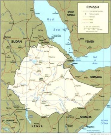 卡塔尔地图中文版