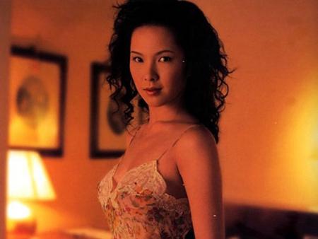 台湾十大美女排行榜:林志玲居首(组图)